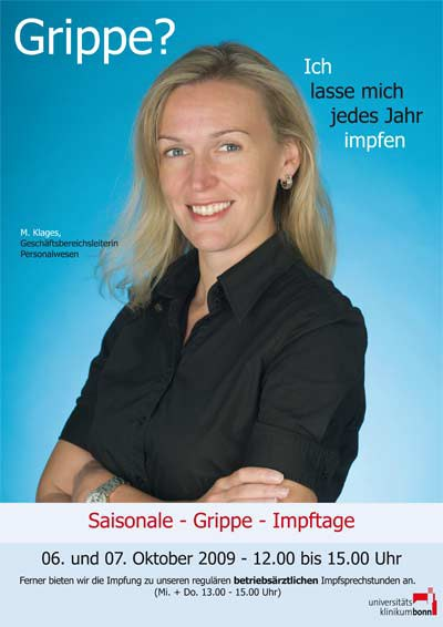 Grippe-Impfung