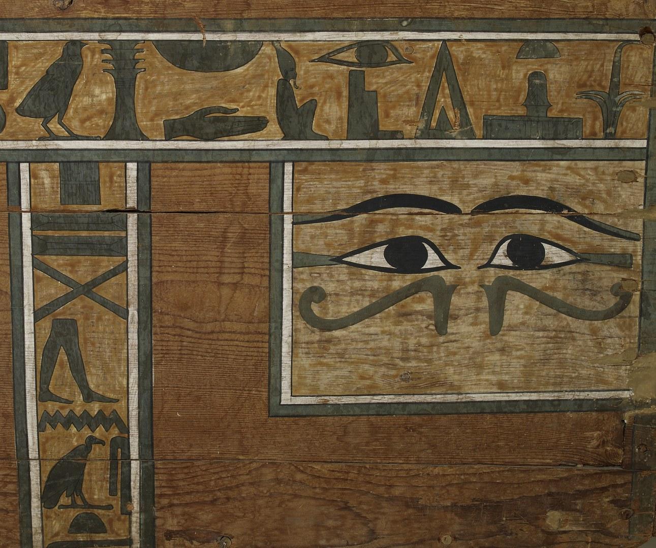 Bild Faszination Hieroglyphen