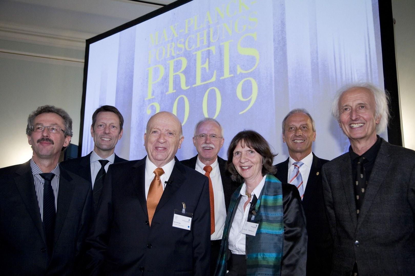 Max-Planck-Forschungspreis
