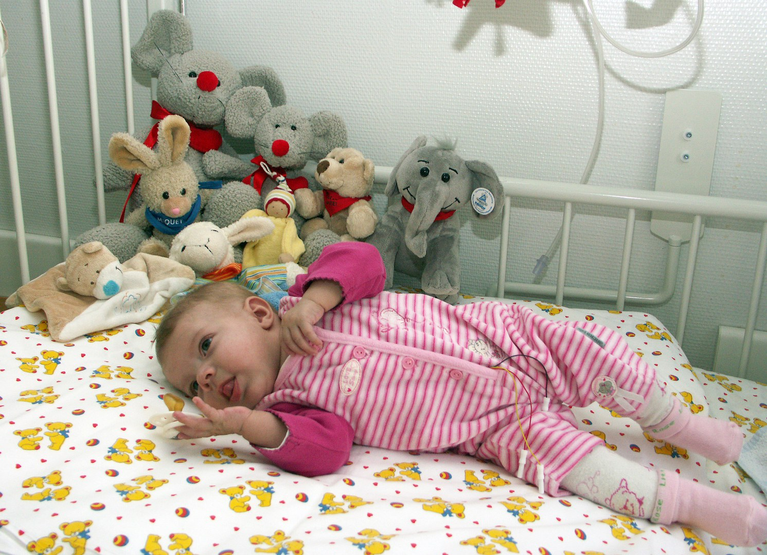 Bild Schonende Eingriffe an kleinen Kinderherzen