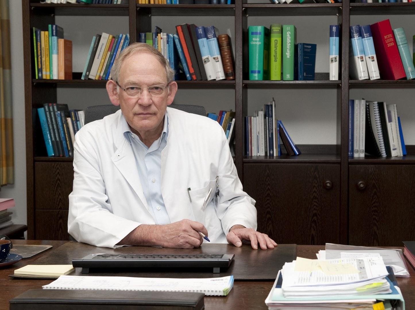 Professor Dr. Andreas Hirner