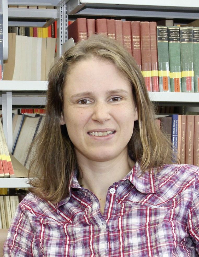 Privatdozentin Dr. Eva Viehmann: