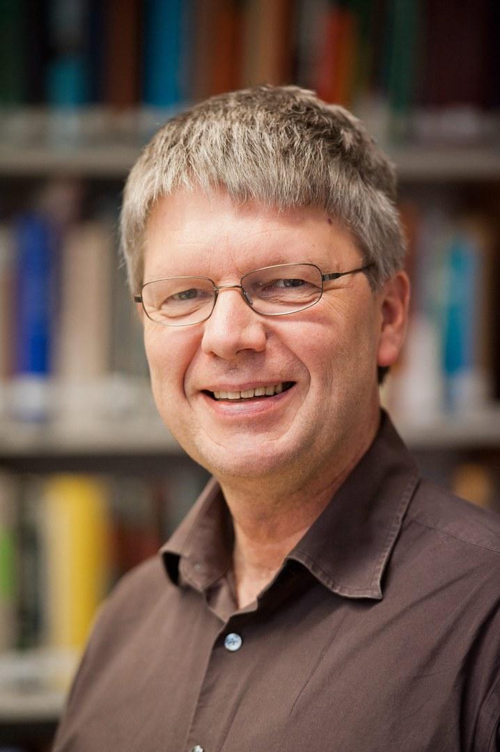 Prof. Dr. Dieter Meschede: