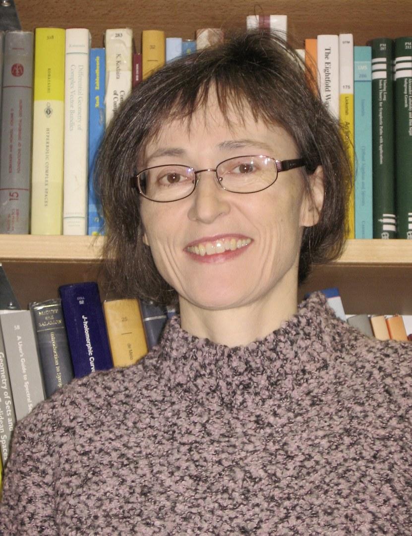Prof. Dr. Ursula Hamenstädt: