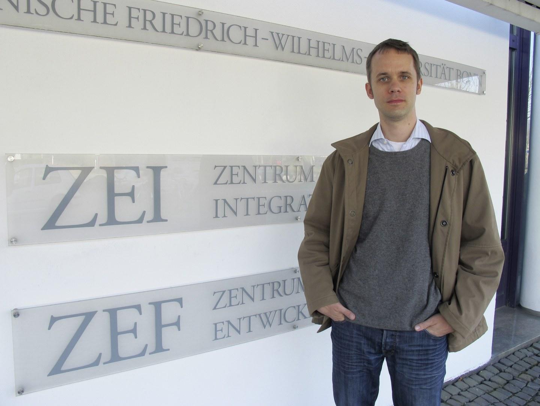 Neuer Robert Bosch Juniorprofessor: