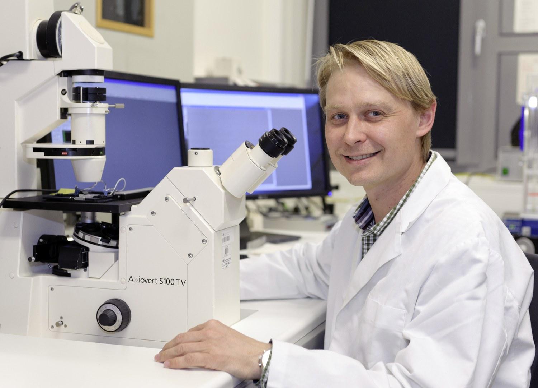 Prof. Dr. Klemens Rottner