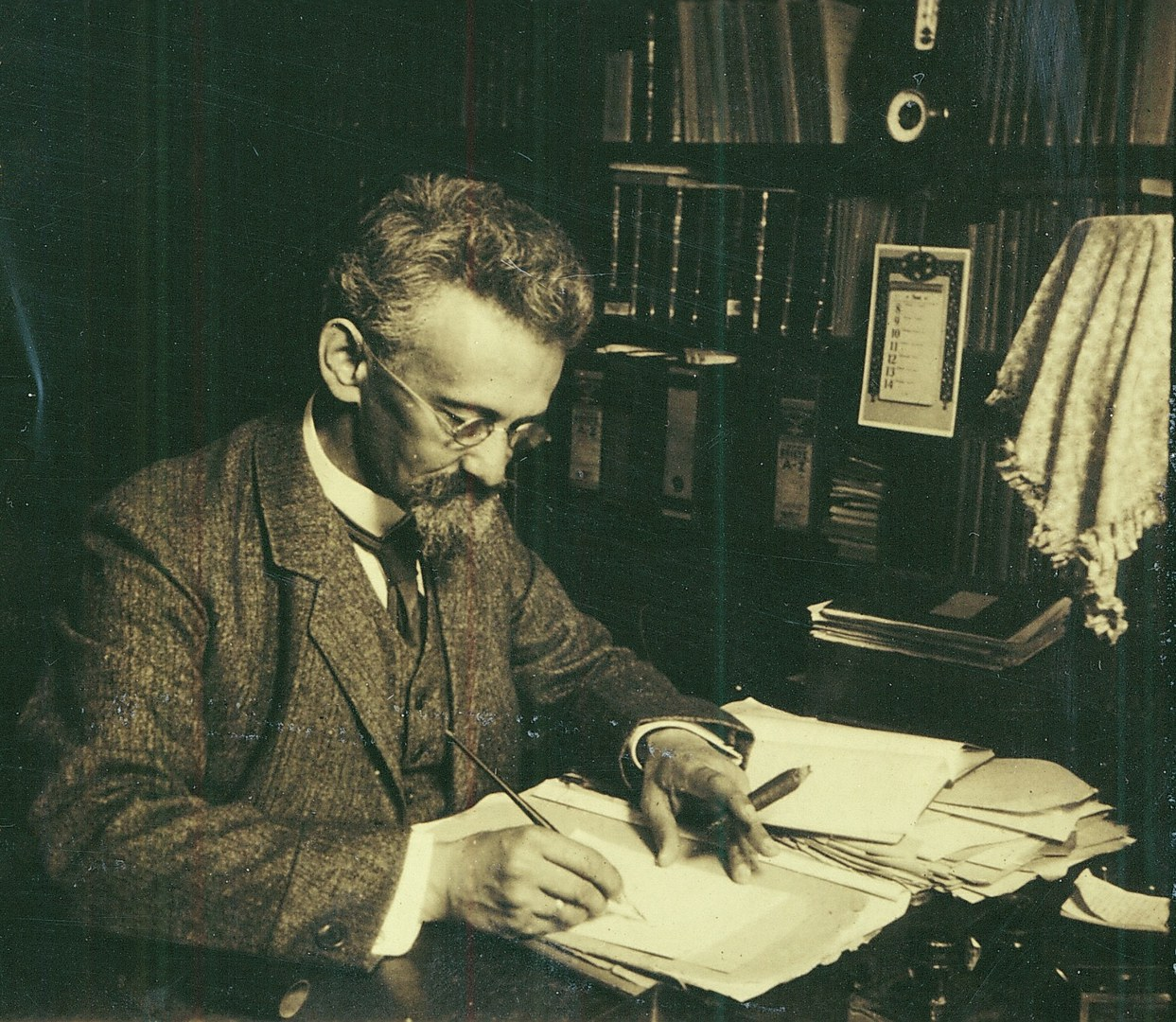 Professor Felix Hausdorff