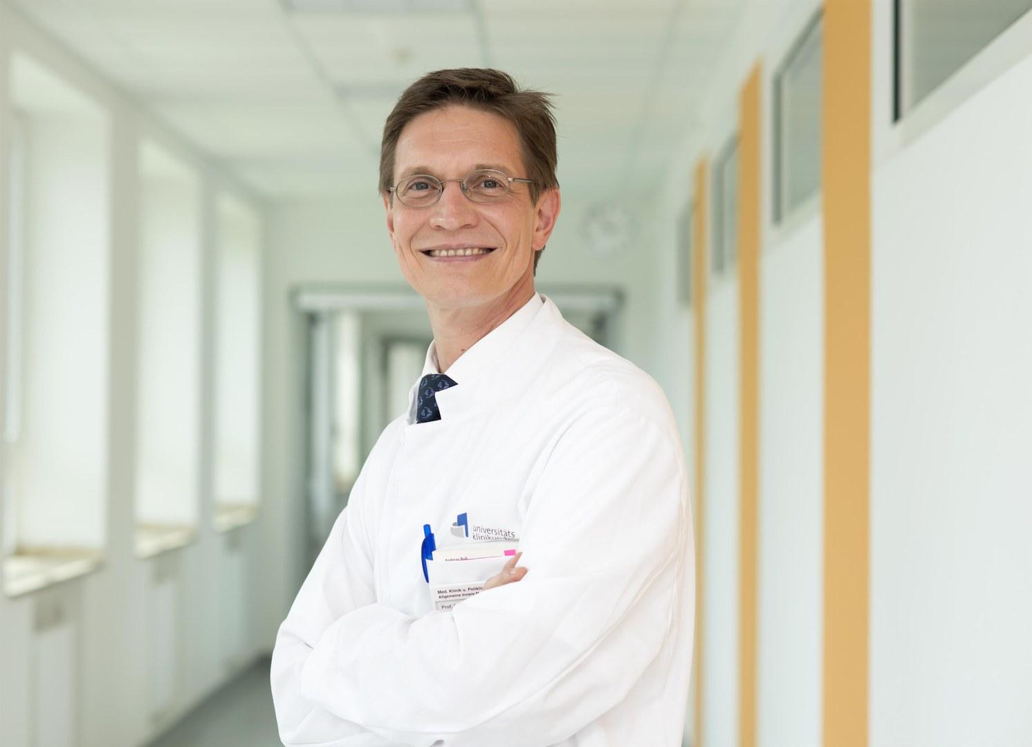 Neuer Chefarzt für die Innere Medizin: