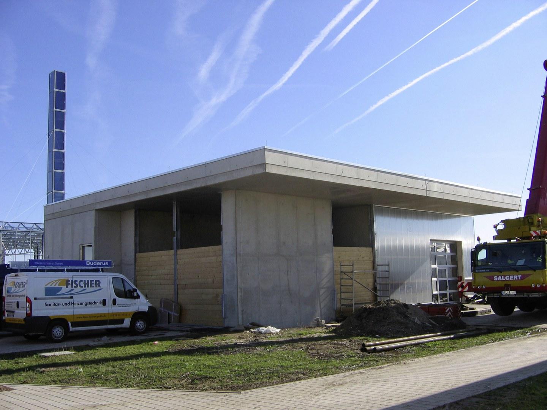 Innovative Mehrbrennstoff-Heizanlage auf dem Campus Klein-Altendorf: