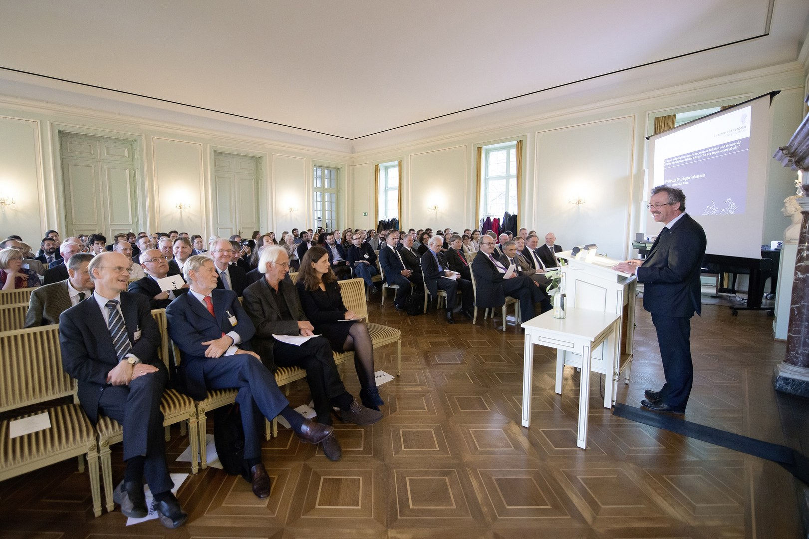 Humboldt-Preisträger-Forum