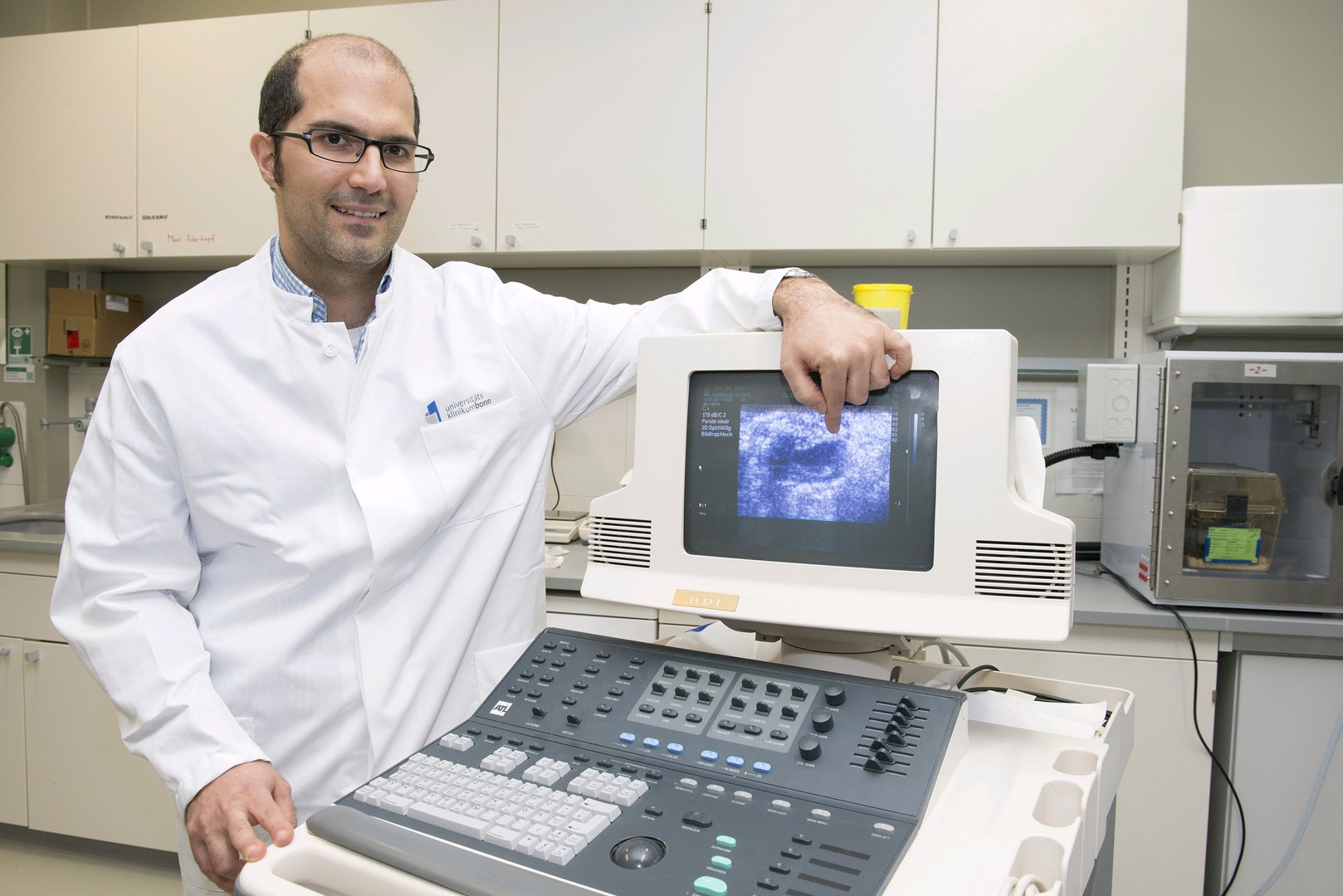 Privatdozent Dr. med. Alexander Ghanem