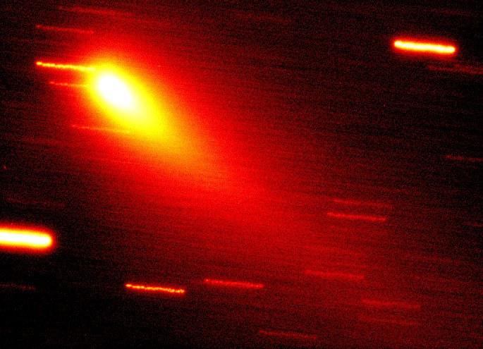 Komet Schwassmann-Wachmann 3