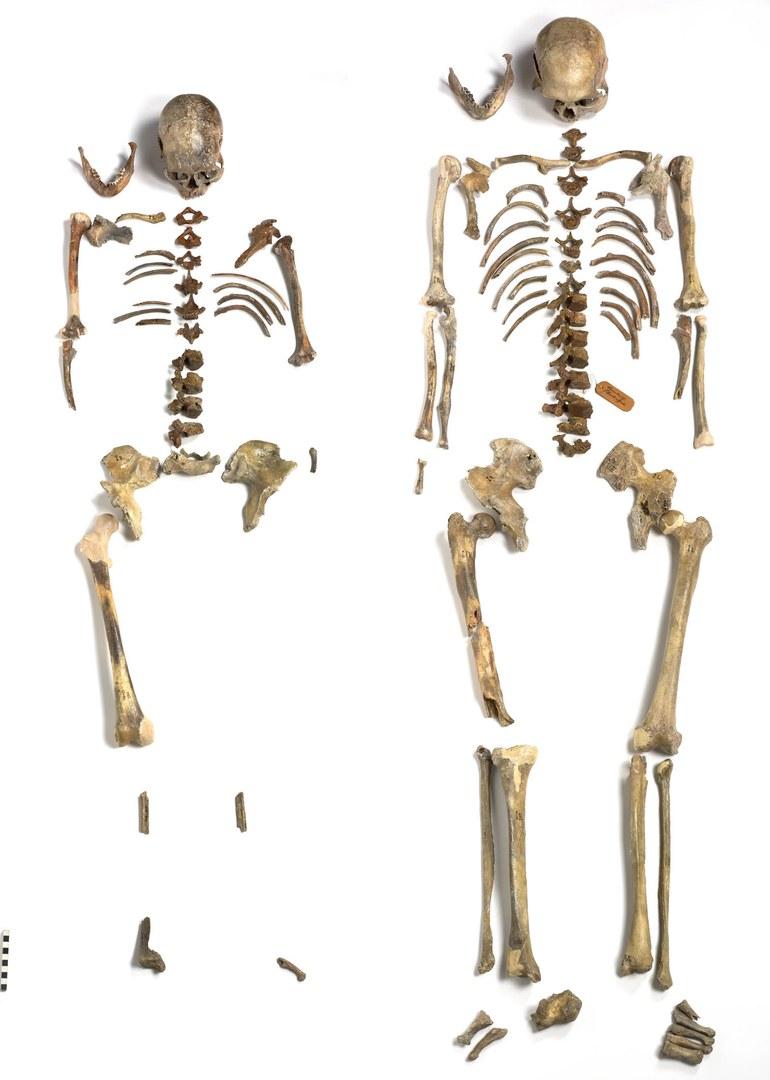 Doppelgrab von Oberkassel: