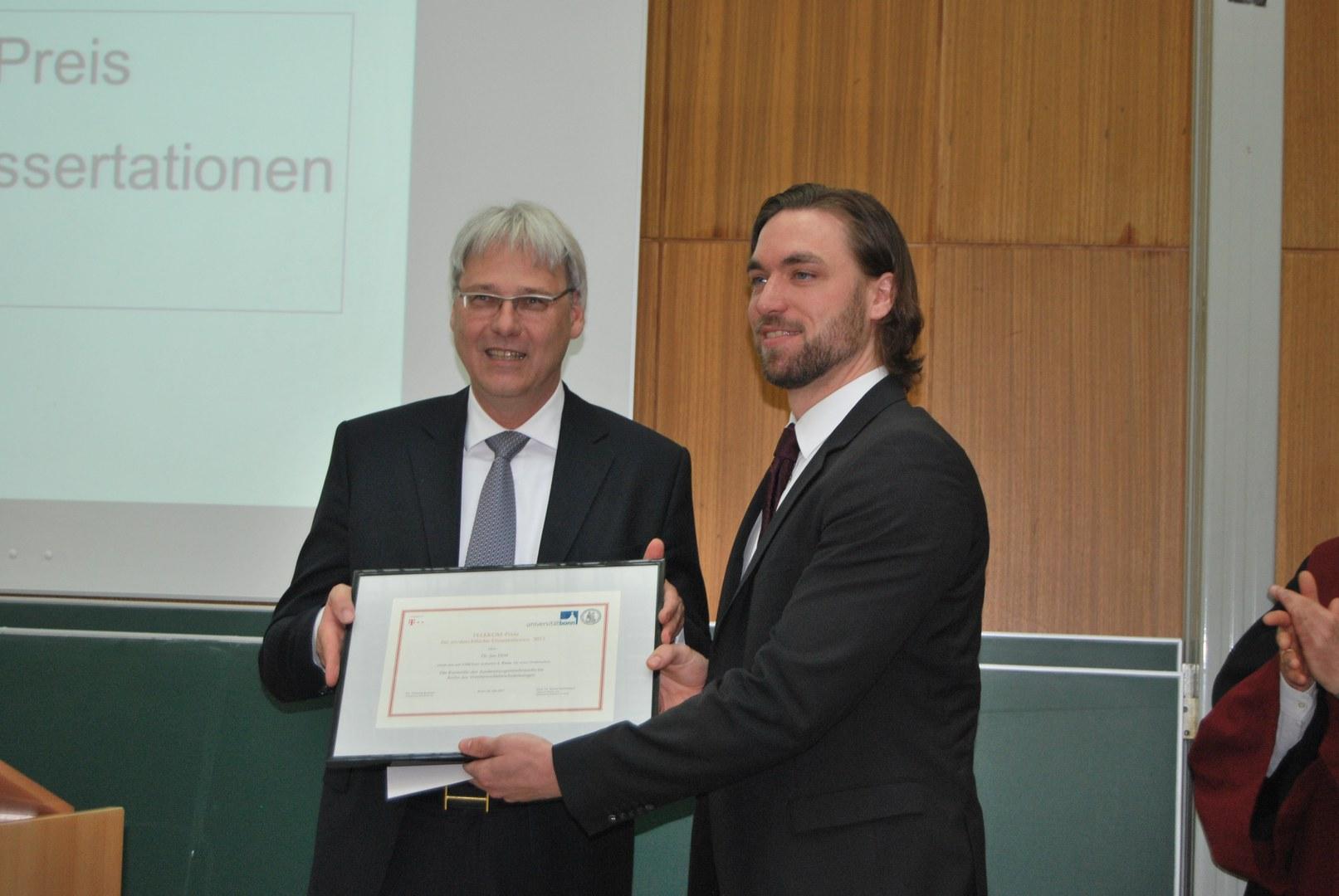 Telekom 1. Preisträger