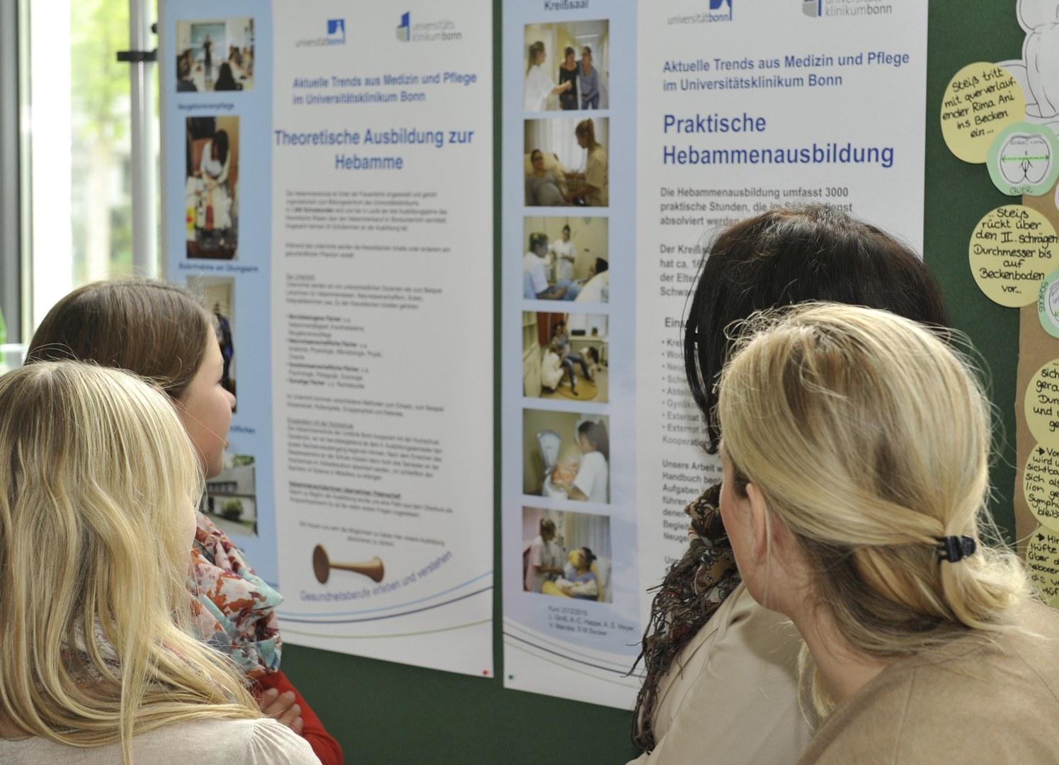Informationstag am Uni-Klinikum Bonn