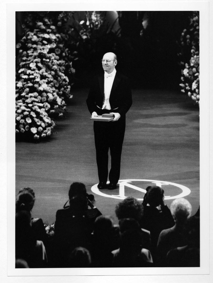 Nobelpreisträger Wolfgang Paul