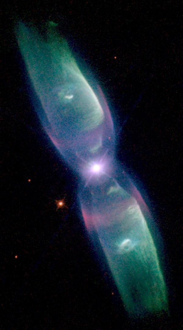 Planetarischer Nebel M 2-9