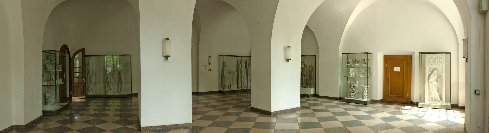 Gipsabgusshalle des Paul-Clemen-Museums