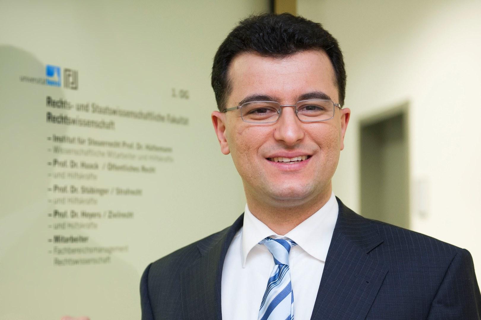 Prof. Dr. Foroud Shirvani