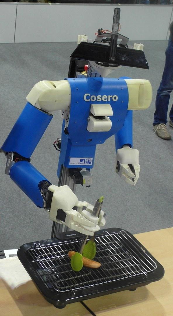 Serviceroboter Cosero der Universität Bonn