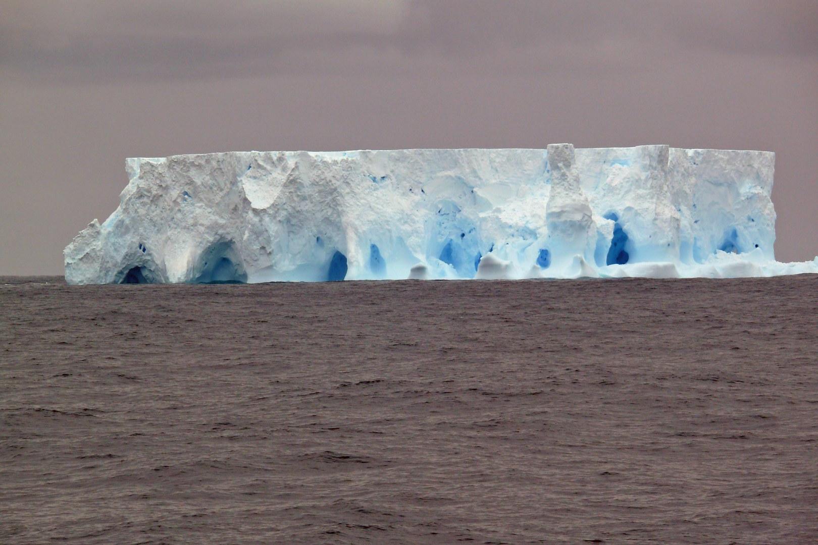 Eisberg im Scotiameer,