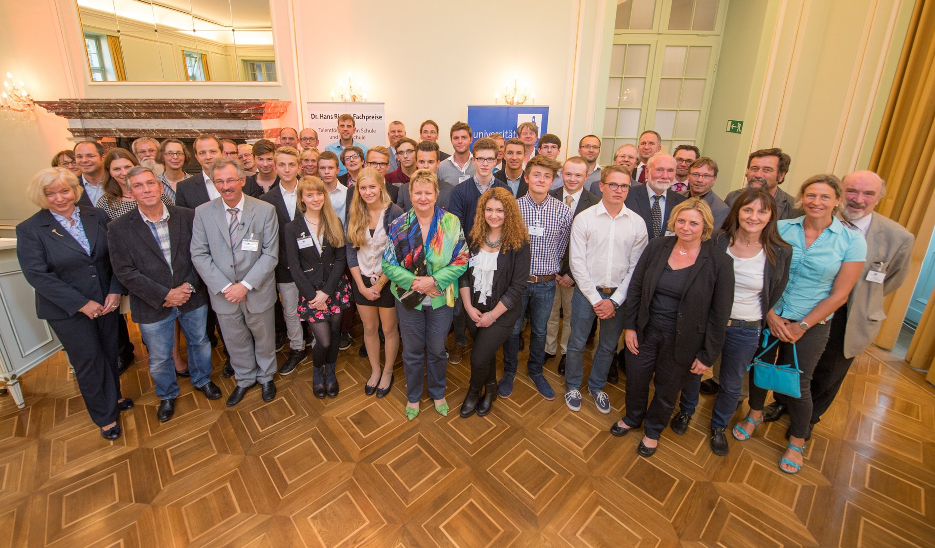 Verleihung der Dr. Hans Riegel-Fachpreise: