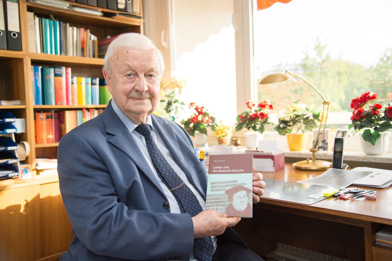 Prof. Dr. Werner Besch,