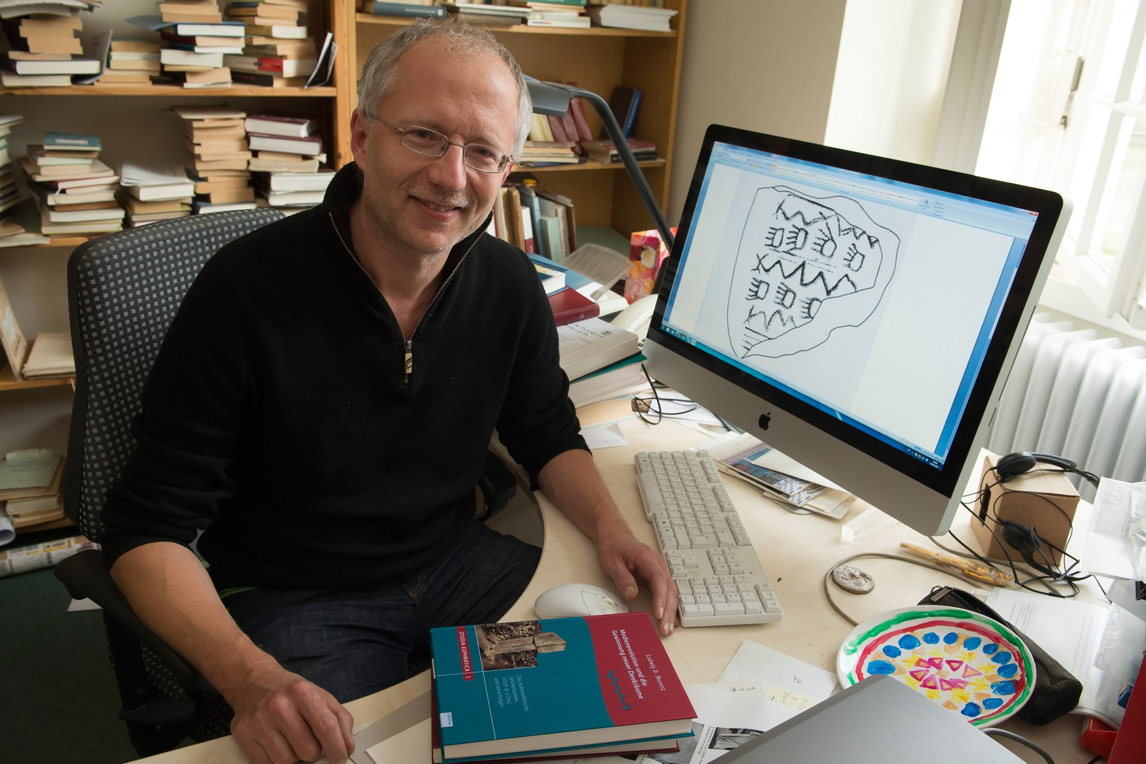 Prof. Dr. Ludwig Morenz,