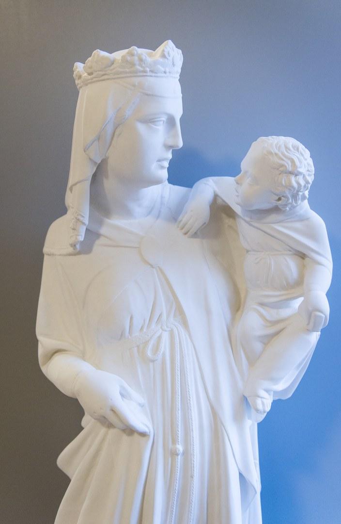 Madonna von Giovanni Pisano