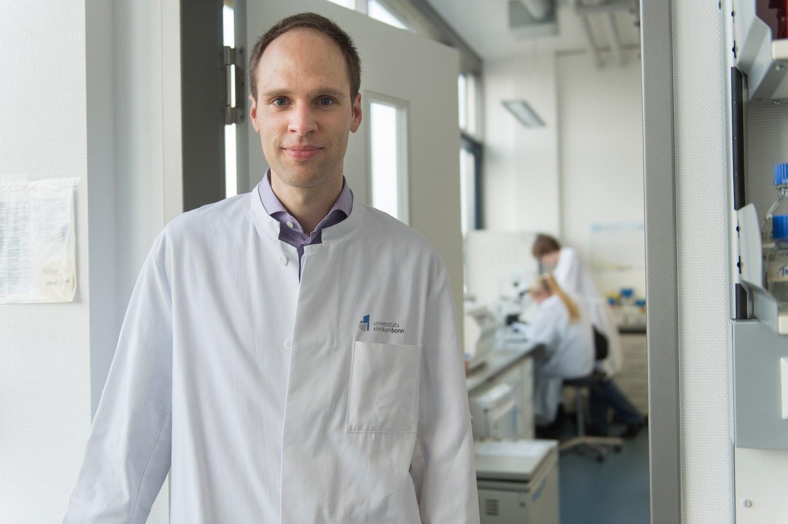 Dr. med. Lino Teichmann