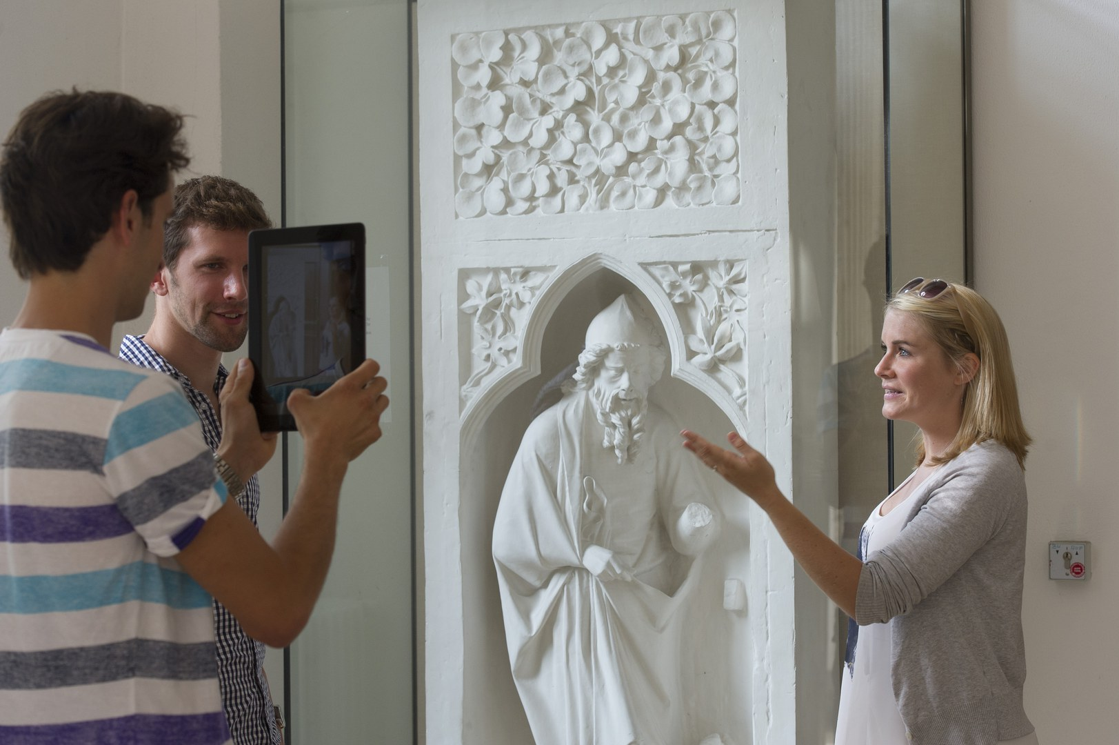 Ein Blick ins Paul-Clemen-Museum