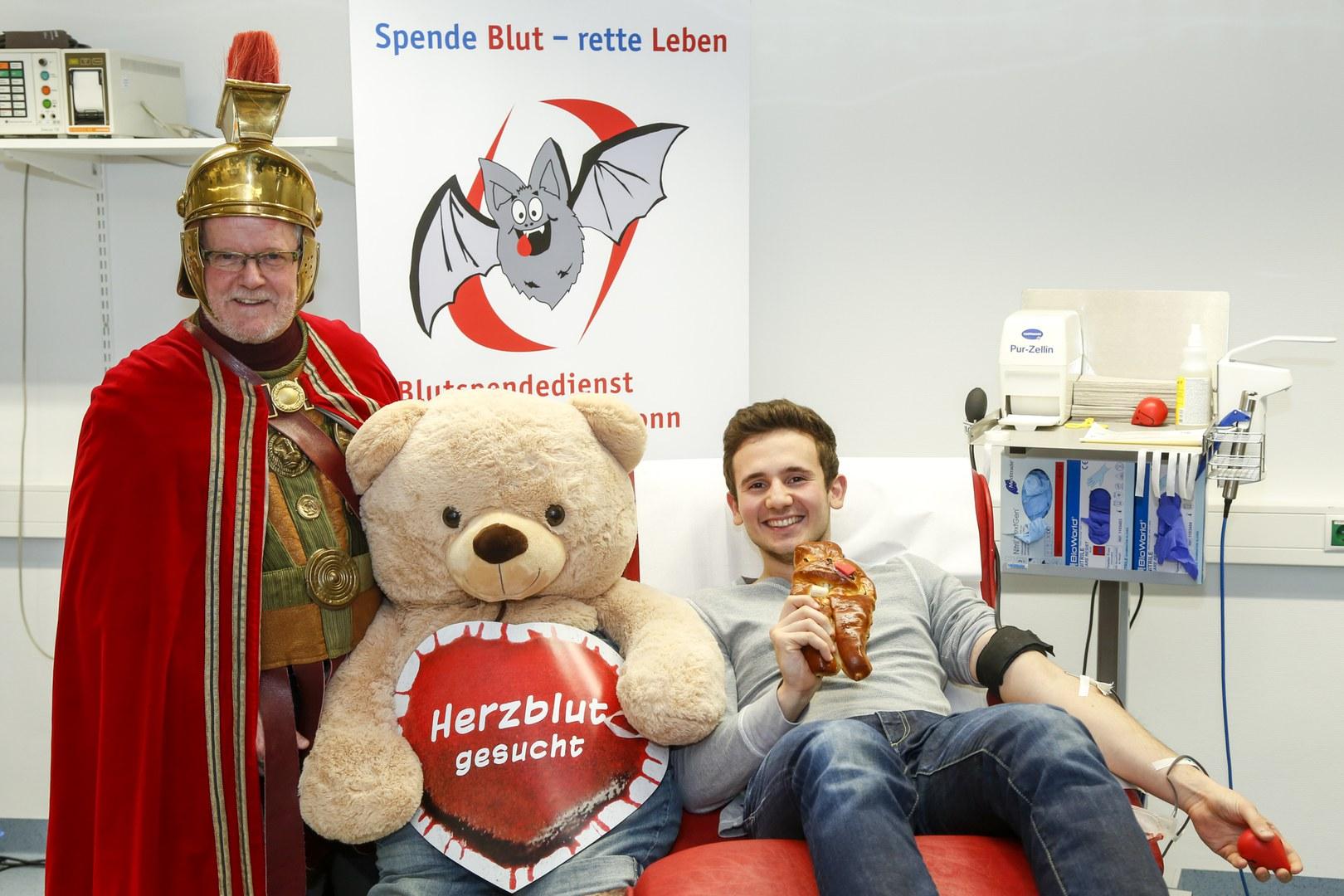 Blutspendedienst: