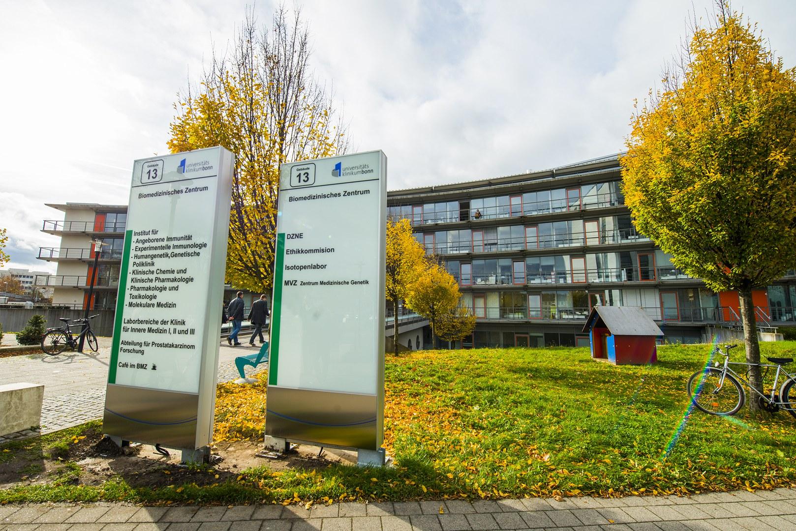 Das Institut für Humangenetik