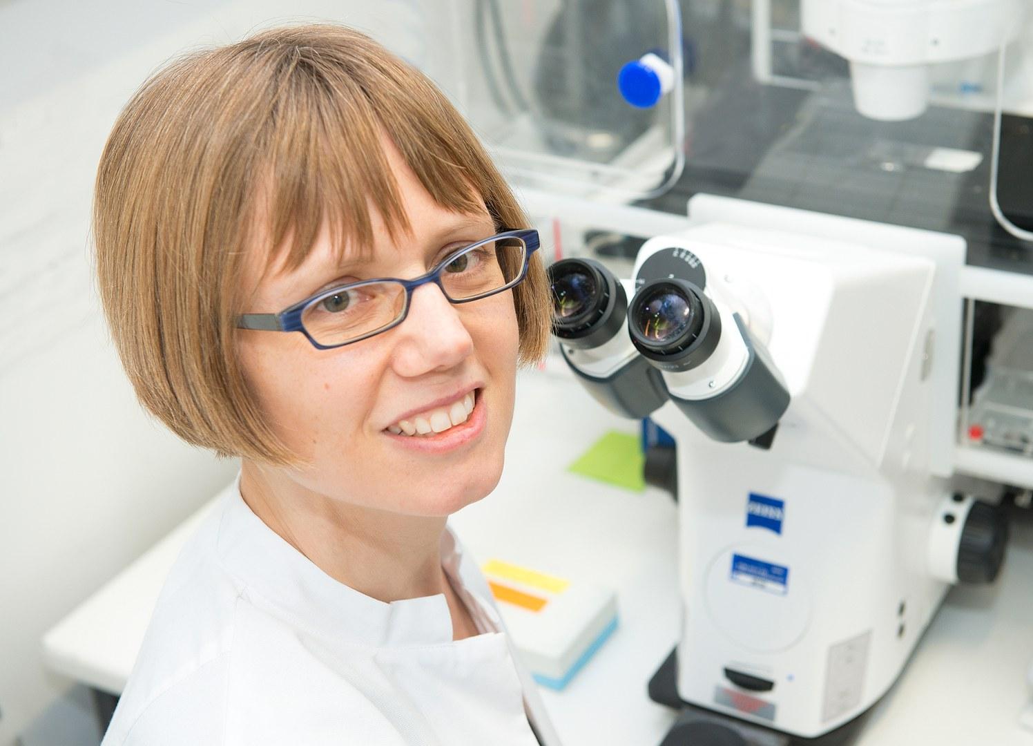 Privatdozentin Dr. Sandra Blaess