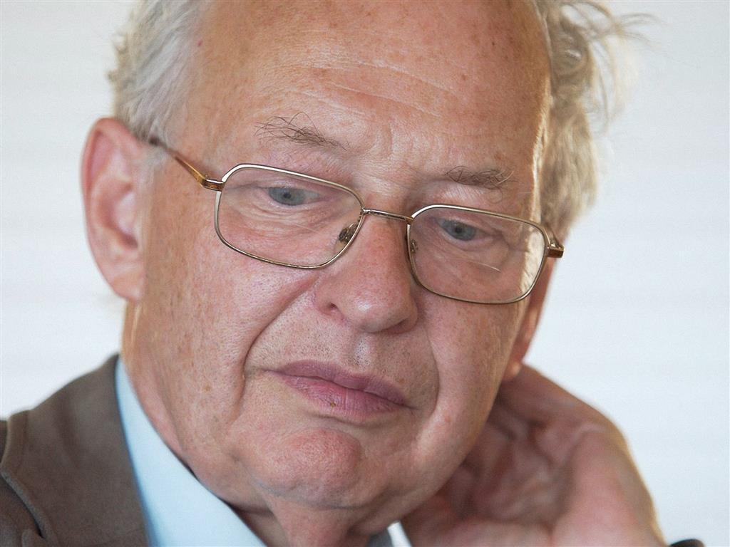 Prof. Dr. Reinhard Selten.