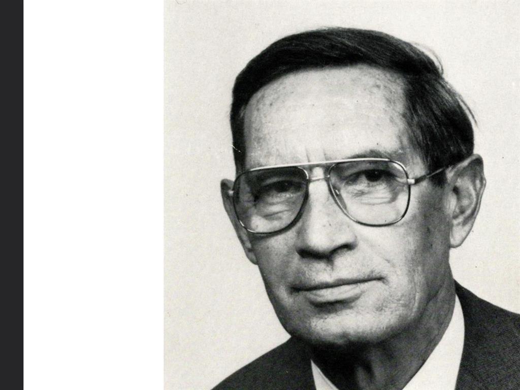 Prof. Dr. Karl Dietrich Bracher