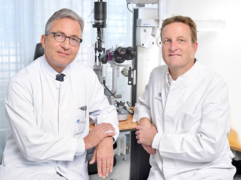 Patientenkolloquium rund um Therapien bei Erkrankungen des Auges