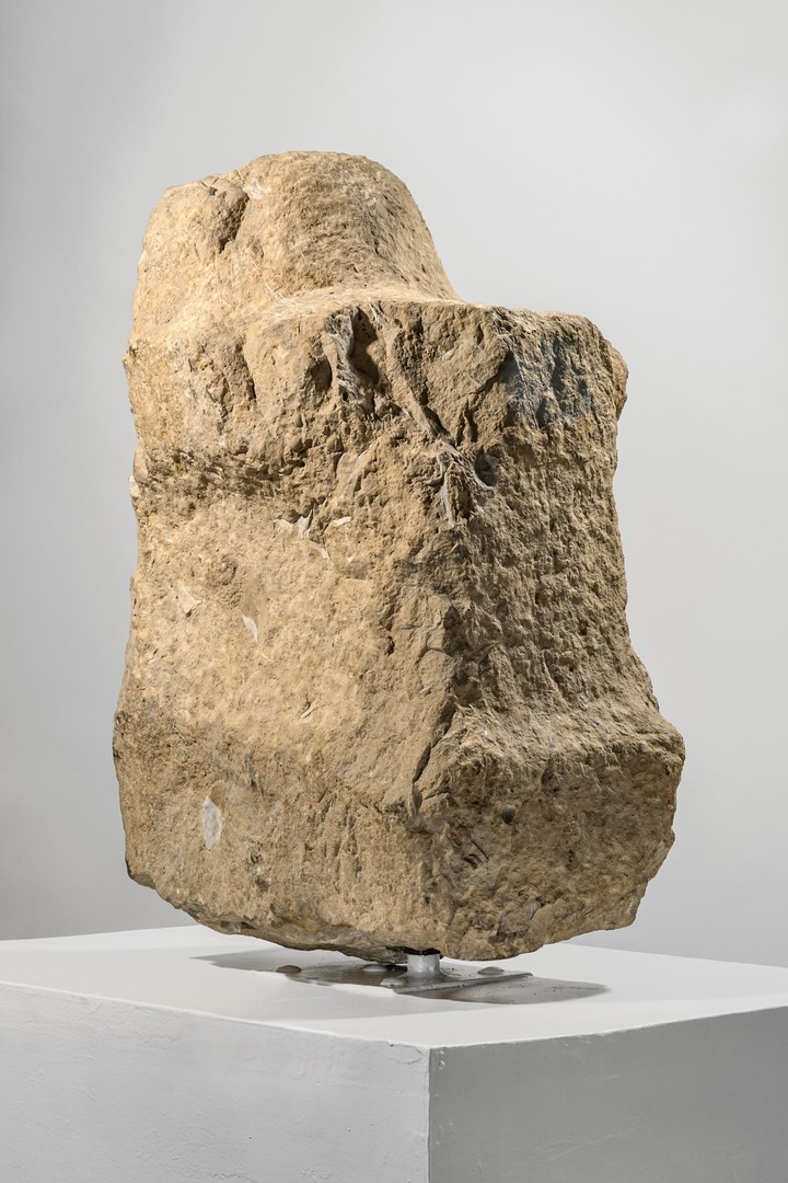 Der ganze Würfelhocker, hier im Ägyptischen Museum