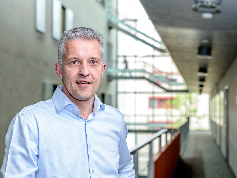 Prof. Dr. Matthias Geyer,