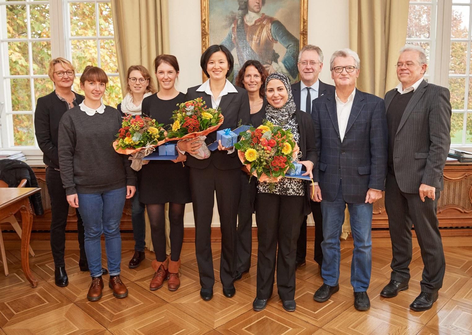 Annemarie-Schimmel-Stipendium 2016