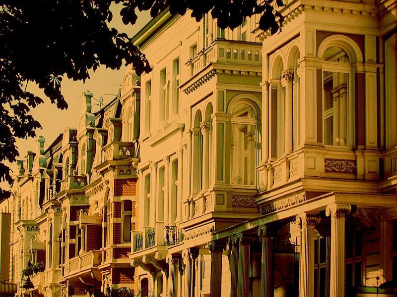 Südstadtfassaden