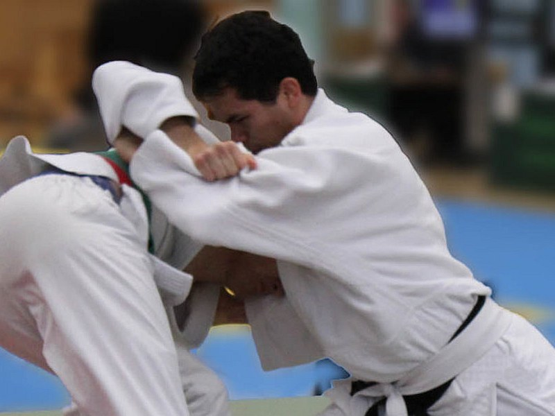 Judo-Meisterschaft