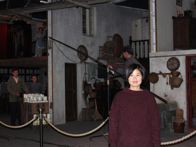Dr. Meimei Xu promovierte an der Universität Bonn