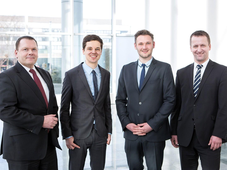 Das Startup CASE kooperiert mit Evonik: