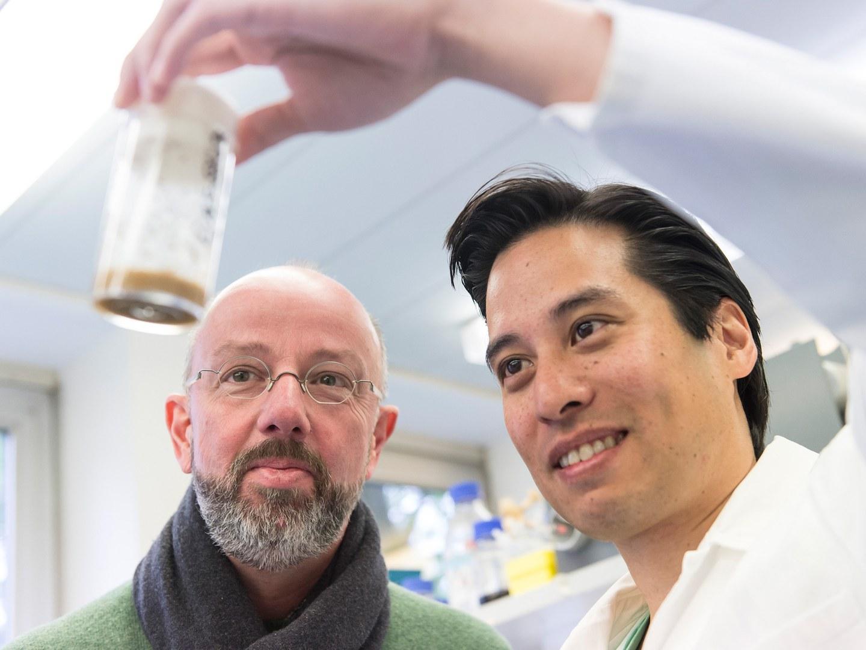 Das Bonner Forscherteam