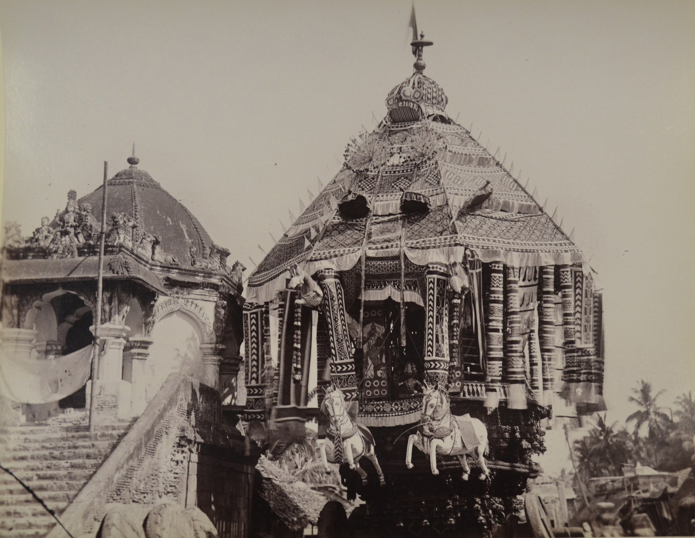 Tempelwagen