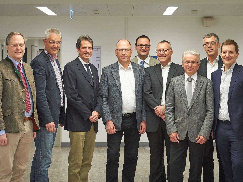 "Gründung des regionalen Netzwerks ""NeuroVask Bonn / Rheinland"":"