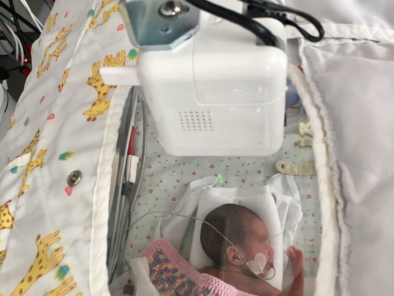 Video-Streaming auf der neonatologischen Intensivstation: