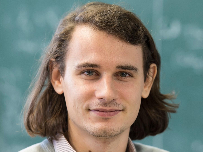 Prof. Dr. Peter Scholze