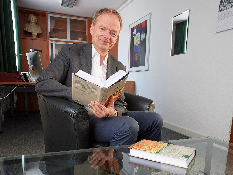 Prof. Dr. Wolfram Kinzig